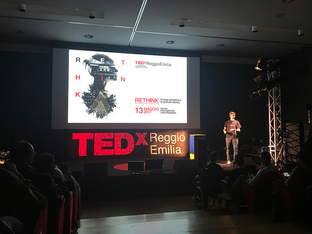 CNA partner di TEDxReggioEmilia