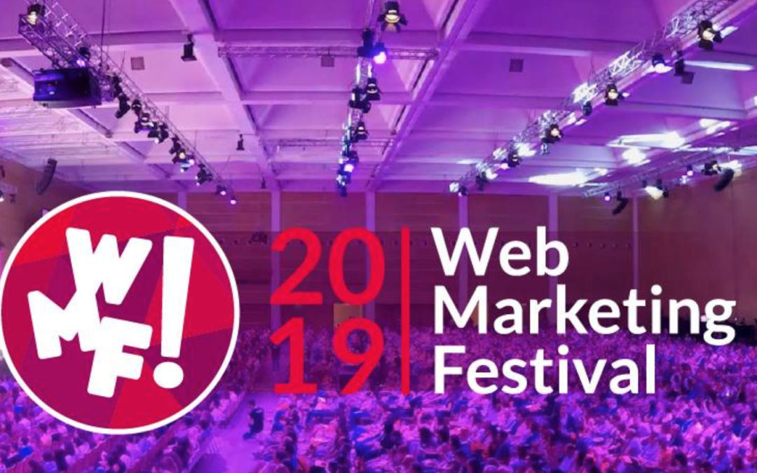 Cna Digitale al Web marketing Festival