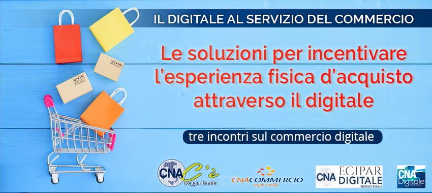 Il digitale al servizio del commercio
